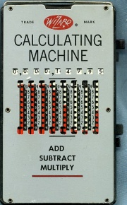 Wizard Calculating Machine