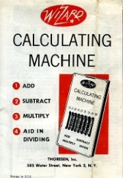 Instruction sheet cover